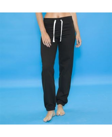 JH076 Girlie cuffed sweatpants