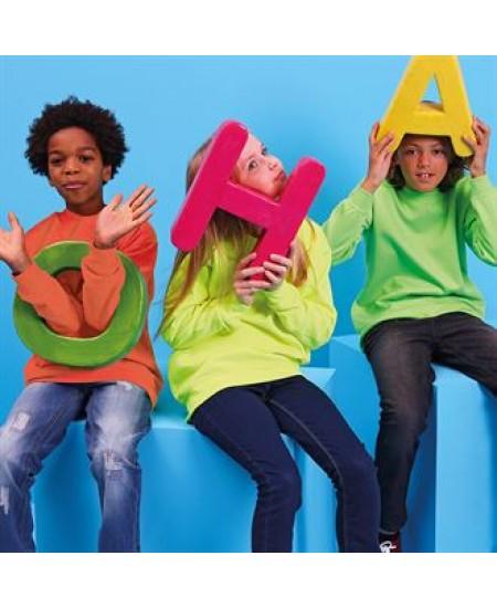 JH34J Kids electric sweatshirt