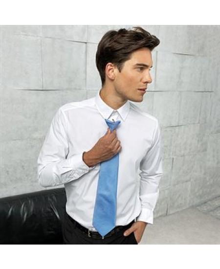 PR785 Colours fashion clip tie