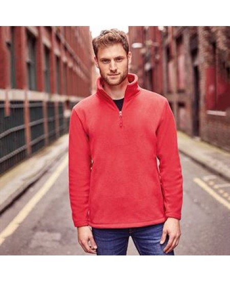 8740M ¼ zip outdoor fleece