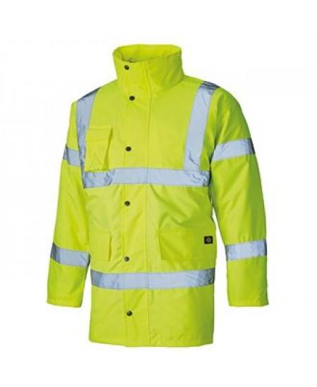 WD041 Hi-vis motorway jacket (SA22045)