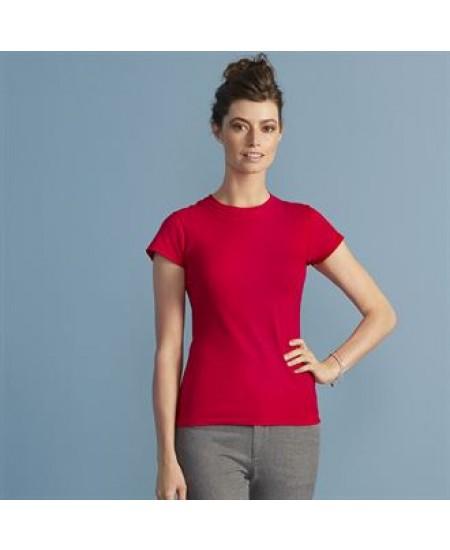 GD072 Softstyle® women's ringspun t-shirt