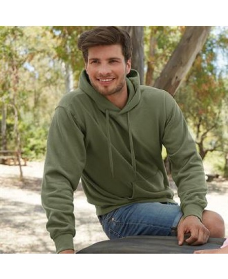 SS224 Classic 80/20 hooded sweatshirt