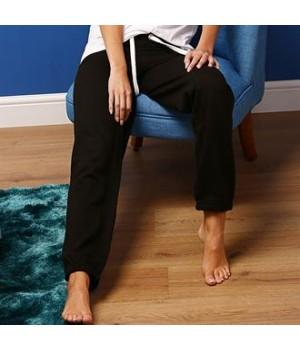 JH076 Girlie cuffed sweatpants