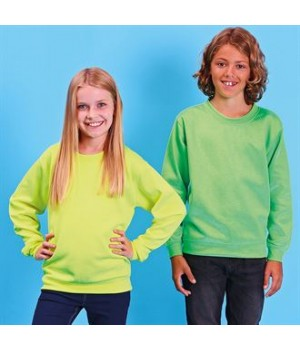 JH34J Kids electric sweatshirt