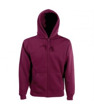 SS222 Classic 80/20 hooded sweatshirt jacket