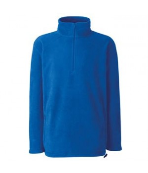 SS532 Half-zip fleece
