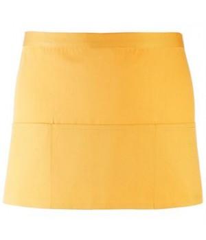 PR155 Colours 3 pocket apron