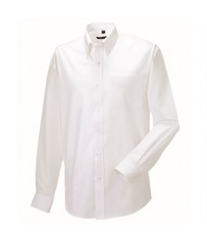 J932M Long sleeve Easycare Oxford shirt