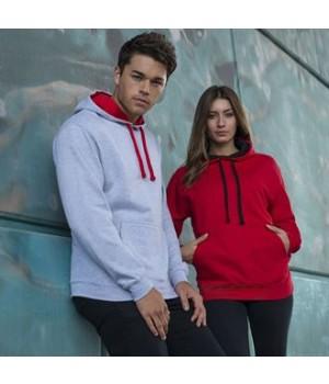 JH003 Varsity hoodie