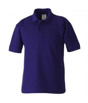 J539B Kids polo shirt