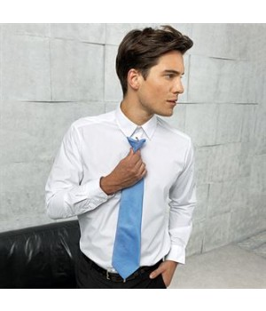 PR785 Colours fashion clip tie