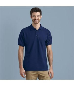GD038 Ultra Cotton™ ringspun adult piqué polo
