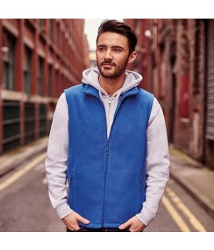 8720M Outdoor fleece gilet