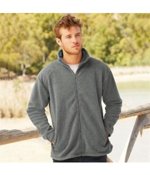 SS528 Full-zip fleece