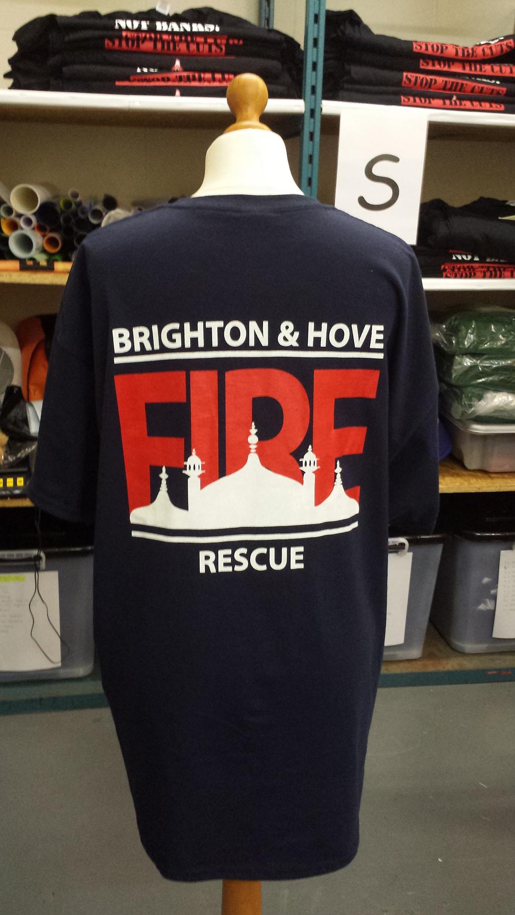Brighton & Hove Fire